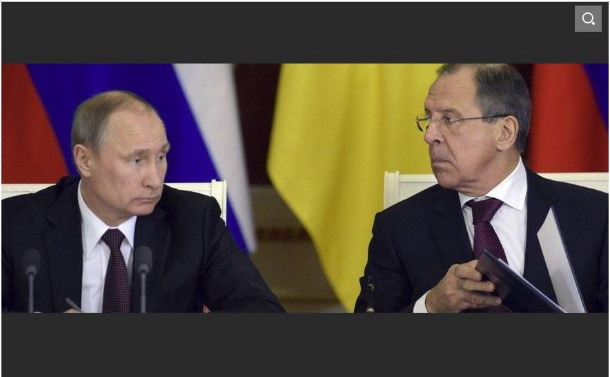 Iš Rusijos – kaltinim? lavina Europai
